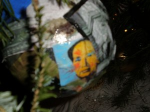 White House Chistmas Tree Ornamant Of Communist Leader