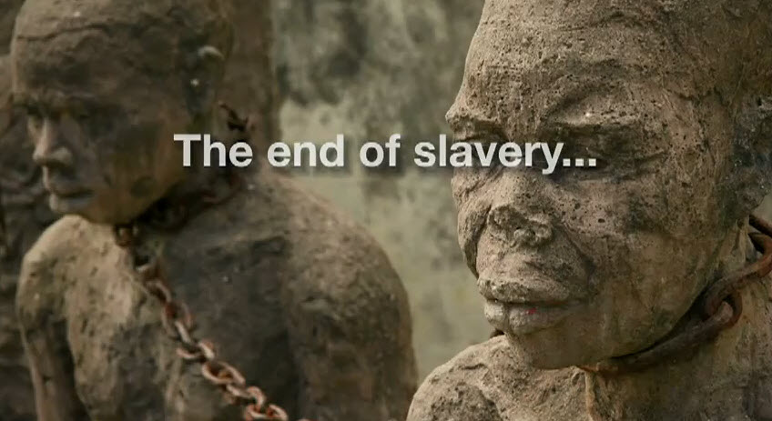 Slavery ended date