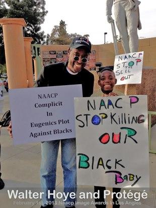 NAACP Walter Hoye