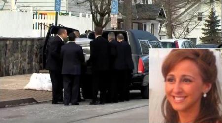Jennifer Morbelli Funeral