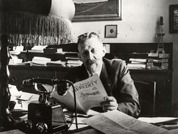 Image: Eugen Fischer (Image Credit: Archive zur Geschichte der Max-Planck-Gesellschaft, Berlin-Dahlem)