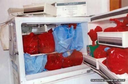Gosnell freezer-gal