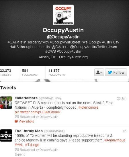 OccupyAustinTwitter