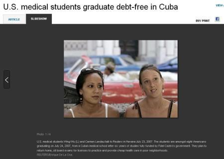 Reuters Cuba 1