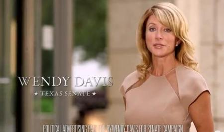 WendyDavisPoliticalAd