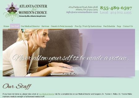 ATL Center for Womens Choice
