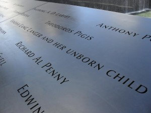 911Memorial-In Memory of Vanessa Lang Langer and her unborn child (1)