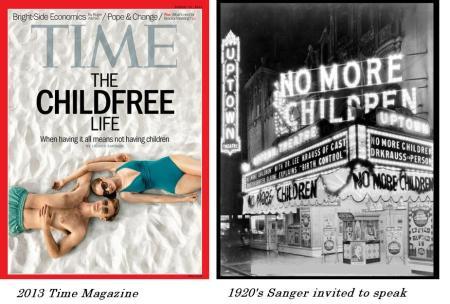 Time Mag Sanger