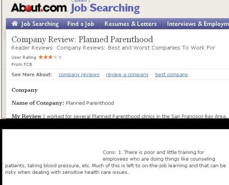 PP Employee Review