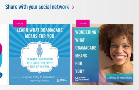 PP ObamaCare Share Soc Netwroks