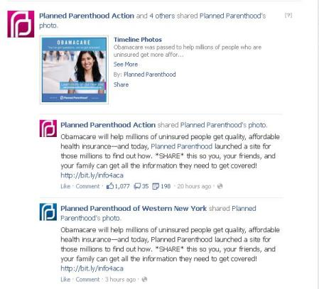PP ObamaCare Site Launched 2013