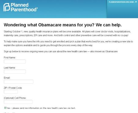 PP OBamacare We can Help