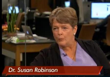 Susan Robinson HuffPo Interview2013