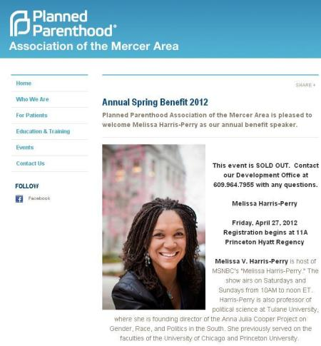 Melissa Harris Perry speaks PP 2012