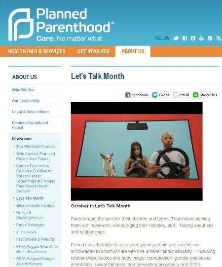 PP Lets Talk teens to parents