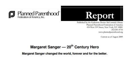 PP Marfgaret Sanger Hero