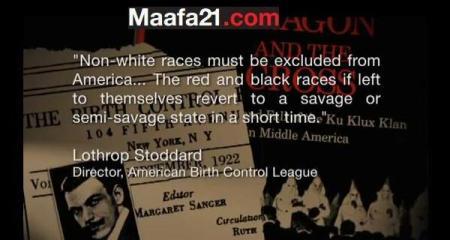 Stoddard Non White Races