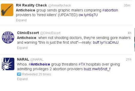 NARAL others Upset with LDI Nov 2013