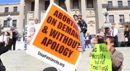 Stop Patriarchy 2013 MS