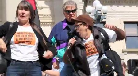 Stop Patriarchy MS 2013
