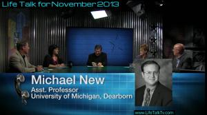 Michael New Life Talk Nov 2013