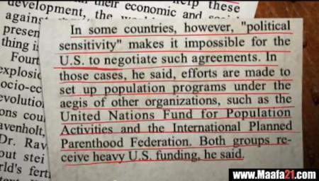 Ravenholt UN PlannedParenthood