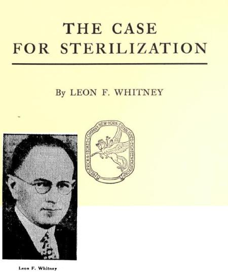 Case for Sterilization