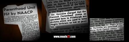 Greenlee PlannedParenthood Maafa21