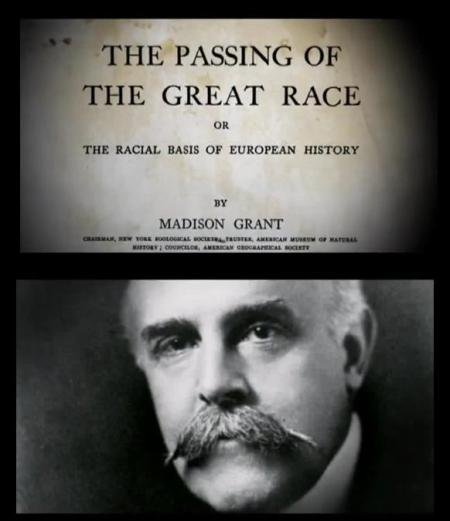 Quotes From The Passing Of The Great Race By Madison Grant