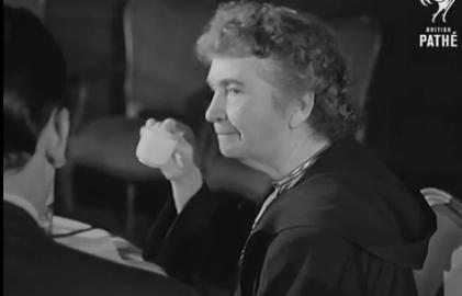 Margaret Sanger Slee Pathes