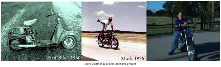 Mark 1960 to present