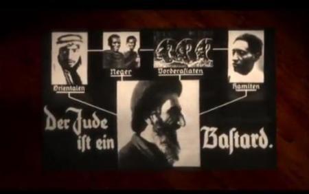 Nazi Jew Poster