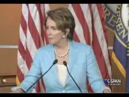Pelosi AB Sacred Ground
