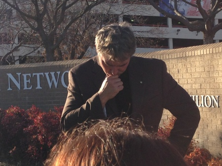 Troy Newman Praying