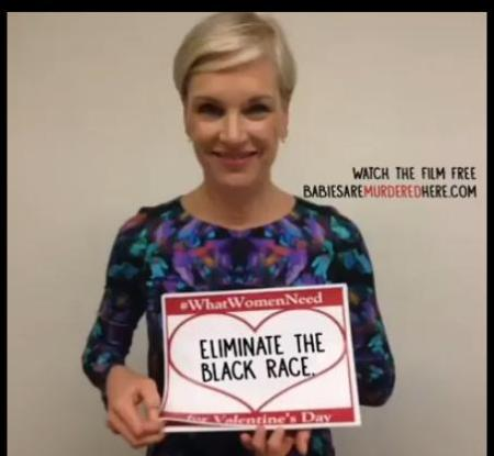Cecile Richards kill black babies
