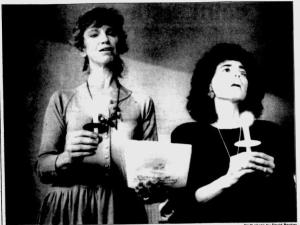 Joyce Tarnow and Lynn Rosenthal run abortion clinics. 1988