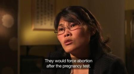North Korea Forced Abortion