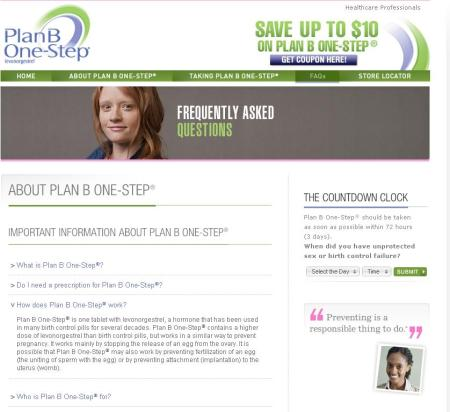 Plan B One Step Abortion prevents Implantation