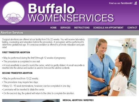 Buffalo WC Abortion