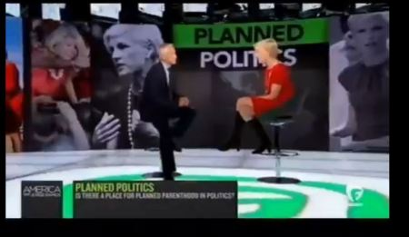 Cecile RIchards Planned Politics