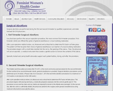 FWHC Website Ab