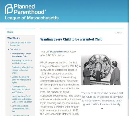PP Website Every Child Wanted