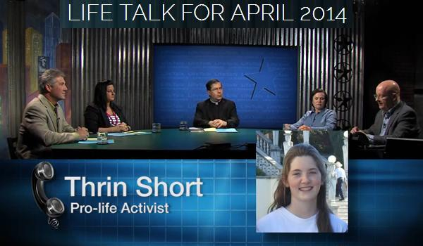 Thrin Short Life Talk April 2014