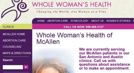 Whole Woman McAllen