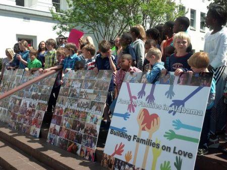 Adoption Rally Image Credit: USA Today