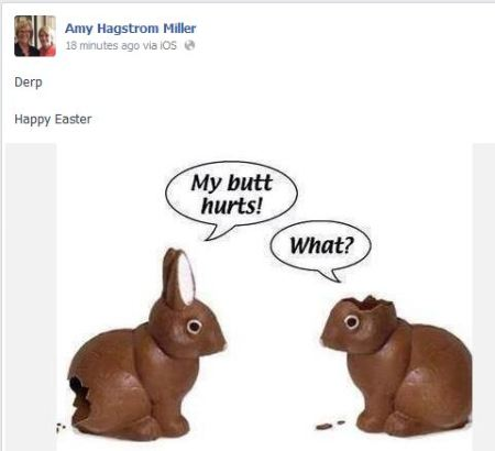 Amy Hagstrom Miller Easter