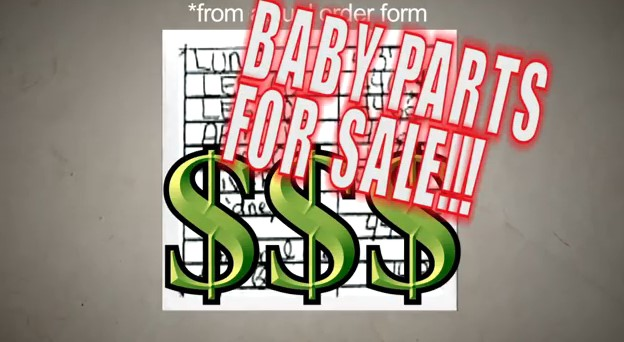 Baby Parts for Sale