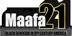 Maafa21 logo