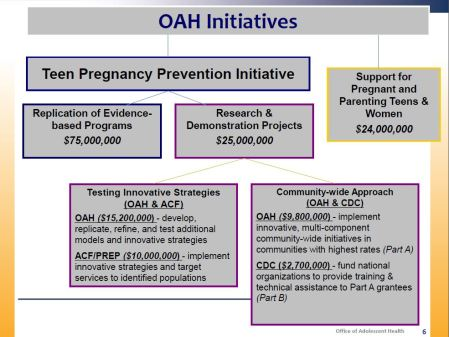 Obama's Teen Pregnancy Prevention Program Gives Millions ...