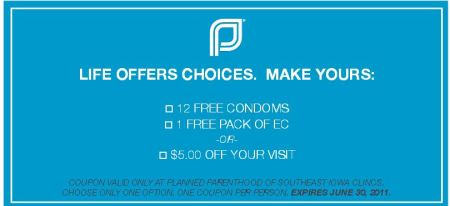 PP Iowa Coupon